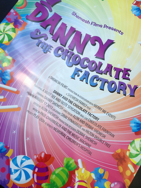 Danny and the Chocolate Factory