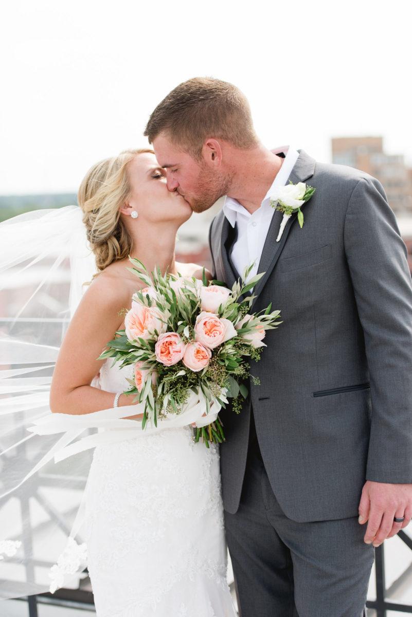 Wedding Wednesday: Love in the Loft