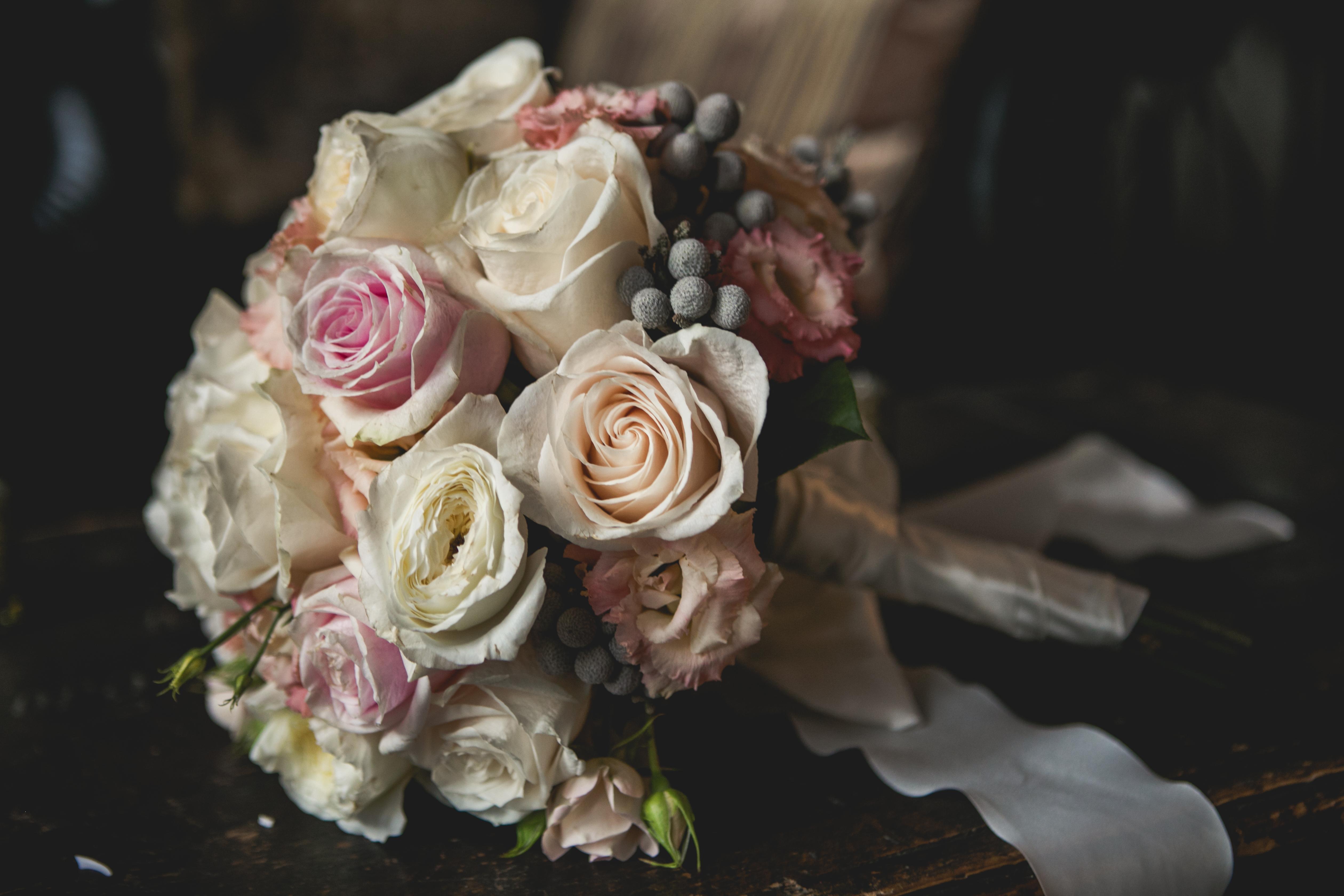 Wedding Wednesday | Pink + Cream Dream