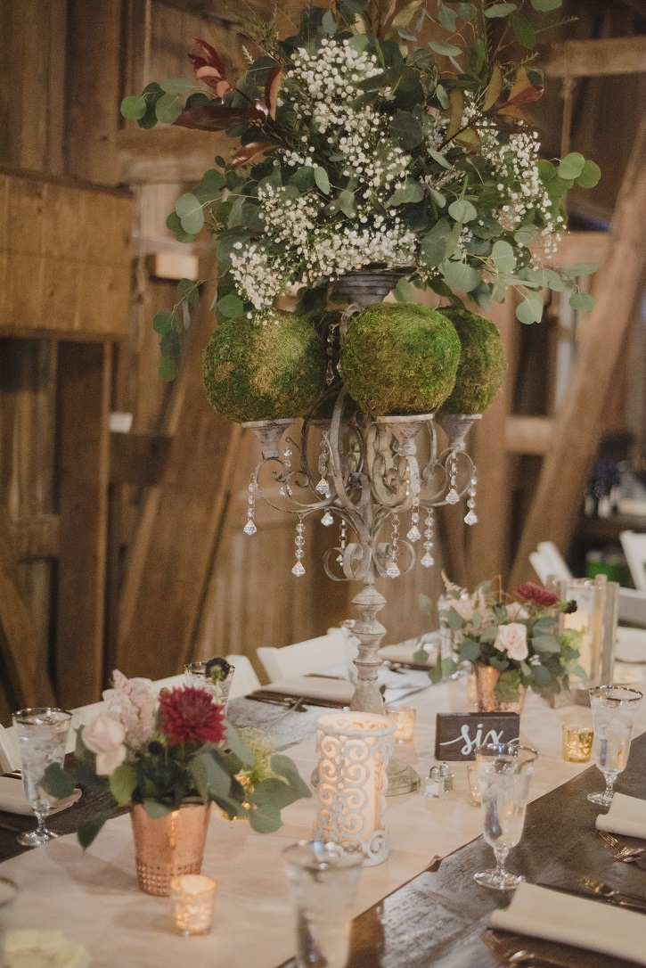 Wedding Wednesday | Modern Country Charm