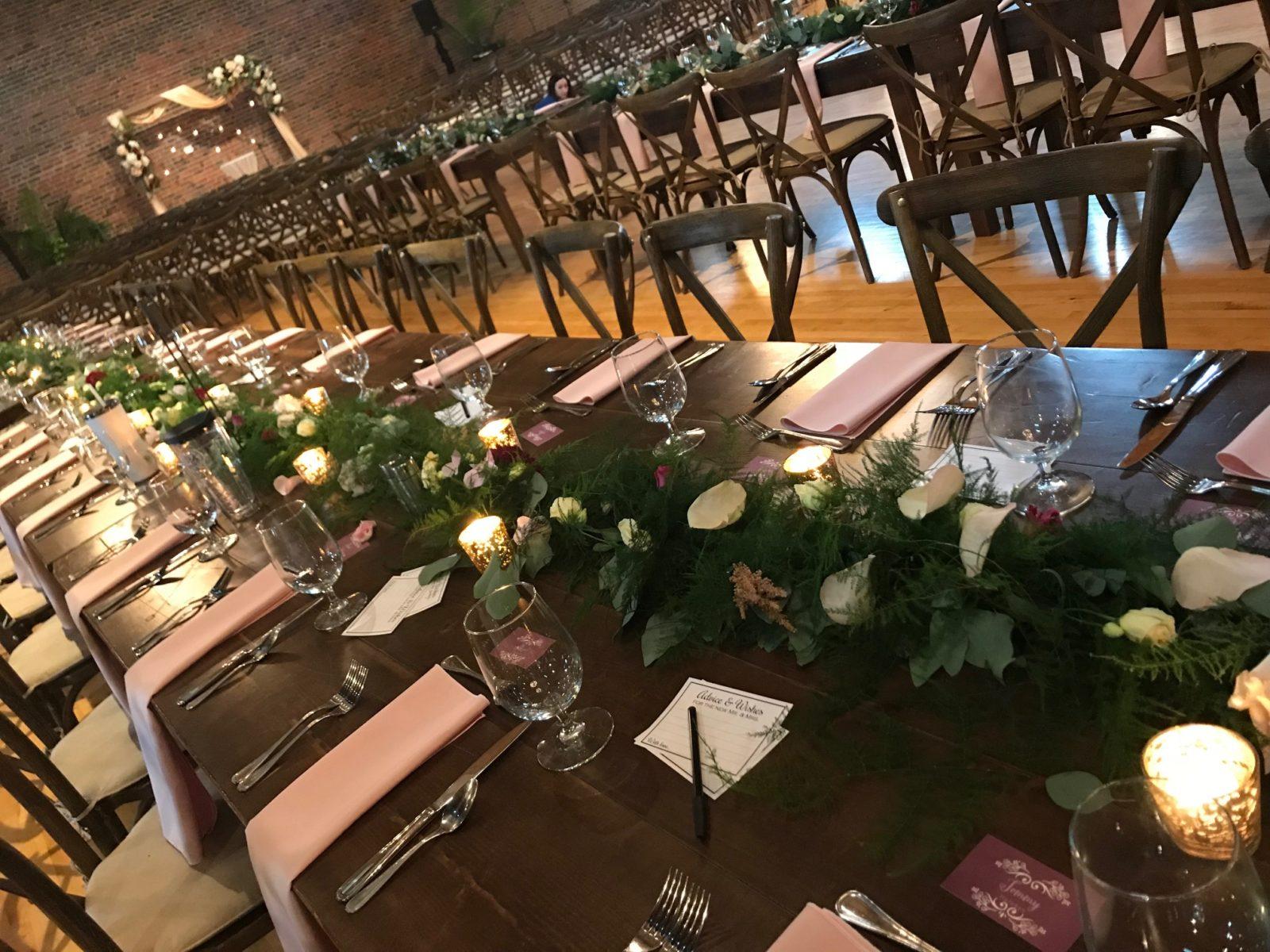 Wedding Wednesday | Roses + Romance