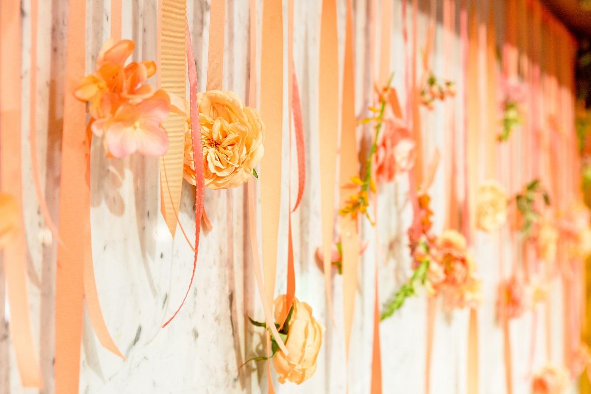 Wedding Wednesday  |  Coral Captivation
