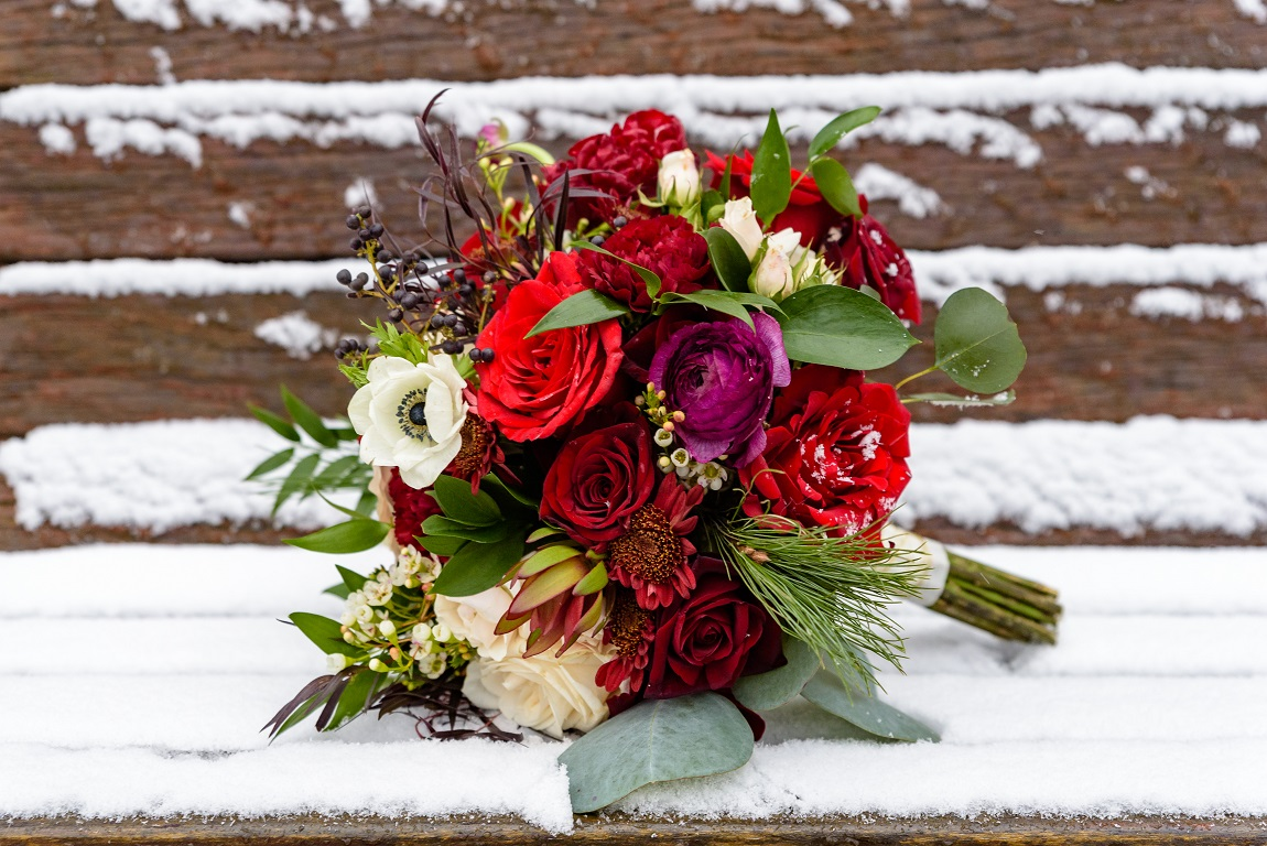 Wedding Wednesday  |  Winter Wonder