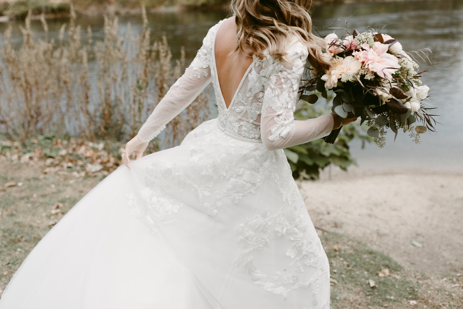 Wedding Wednesday  |  Fresh Fall Love