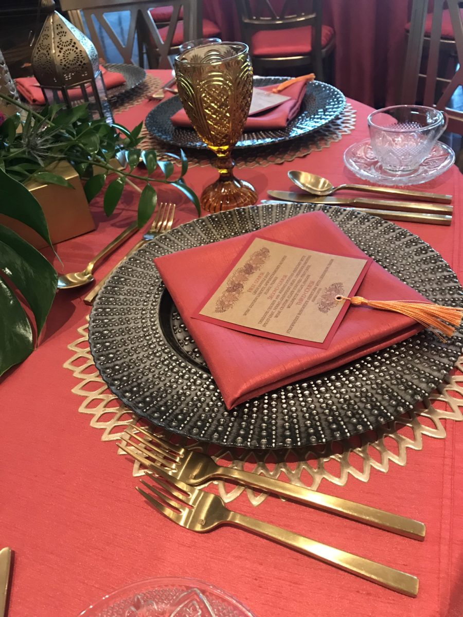 Merry Moments  |  Dinner Party Dazzle