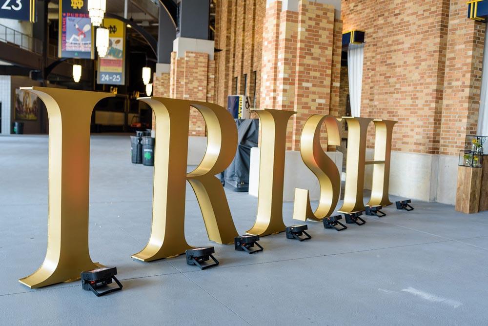 irish sign